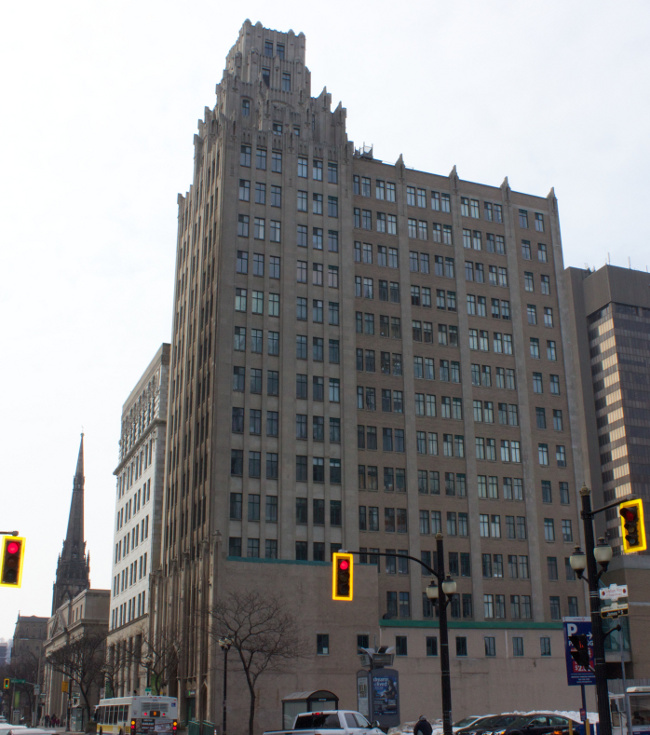 Pigott Building, Hamilton, ON