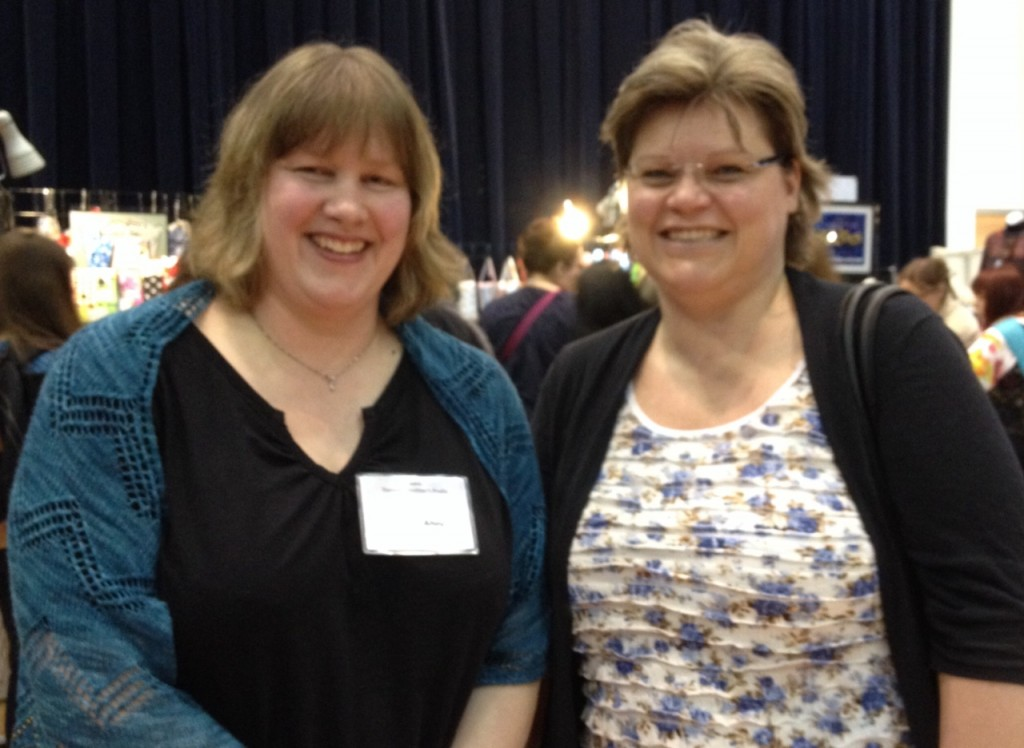 Natalie Servant & Maureen Foulds