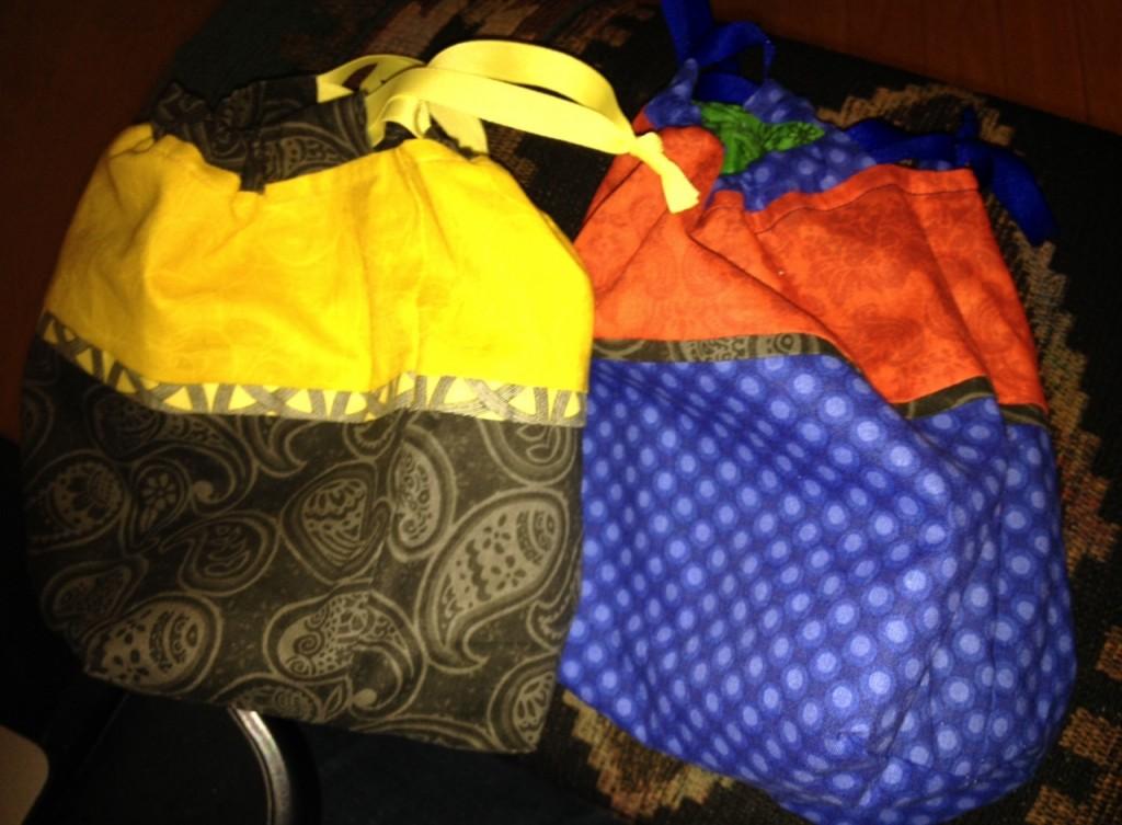 bags by ByNeedleAndThread