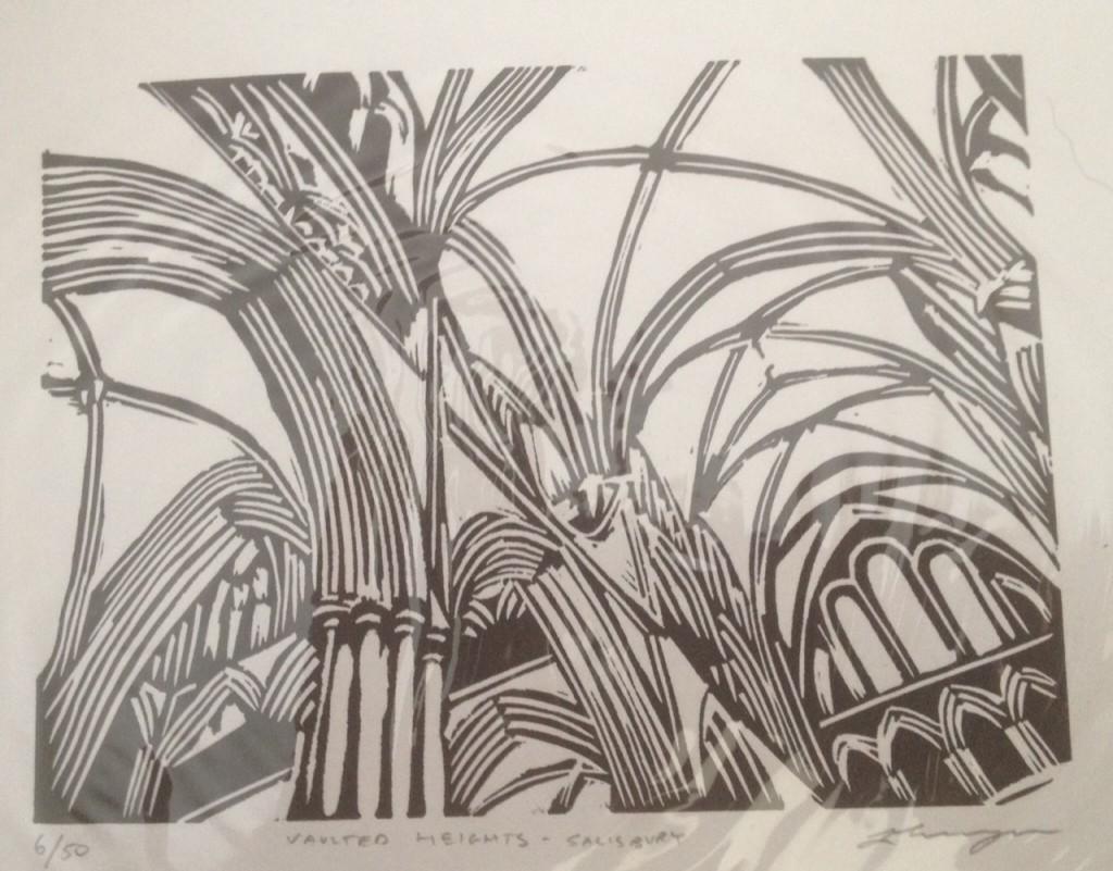 Greyweathers Press - Larry Thompson - Vaulted Heights - Salisbury
