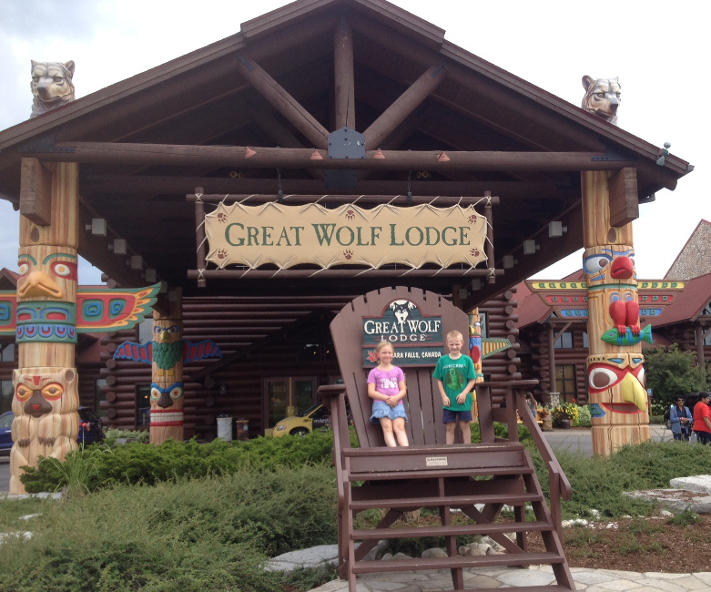 Great Wolf Lodge, Niagara Falls