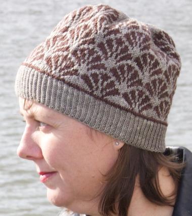 Frond Hat - beanie version