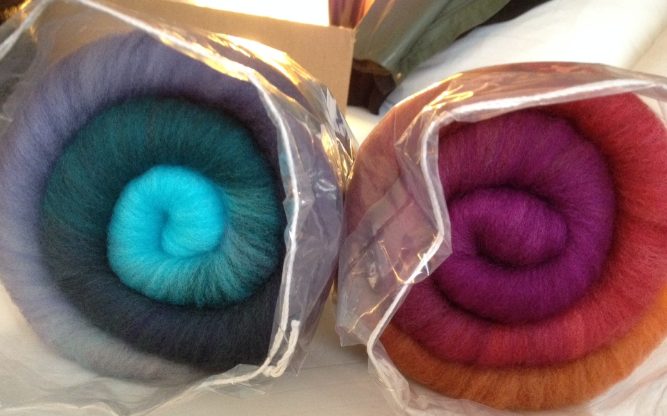 Falkland Batts from Into The Whirled