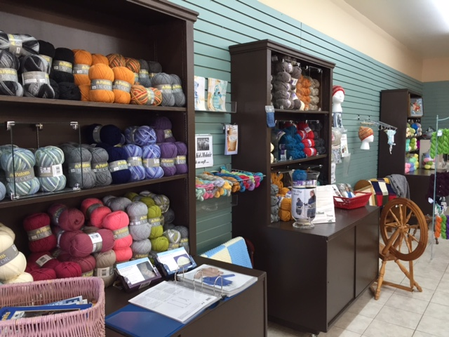 Trailside Yarn Shoppe, Kensington, PEI