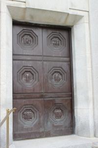 Supreme Court of Canada - door