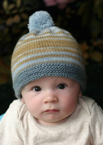Bluestem Circle Beanie by Julie Hart