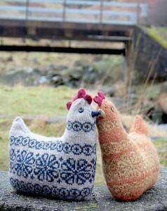 Fancy Hen by Ella Austin