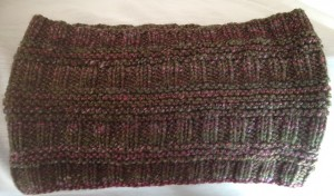 Giftable Cowl by Natalie Servant