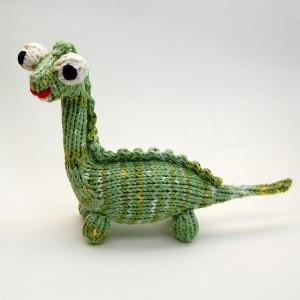 Mon Dinosaure by cheezombie