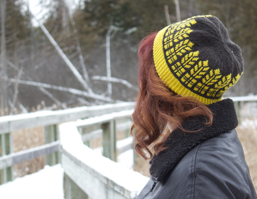 Suburban Station Hat by Natalie Servant