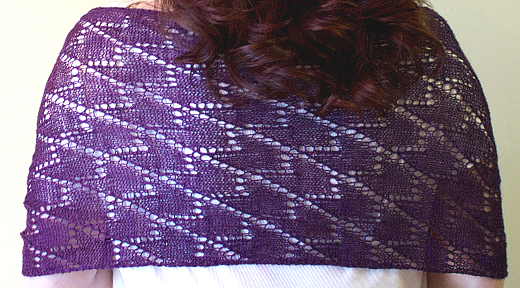 MetaKnit Shawl by Natalie Servant