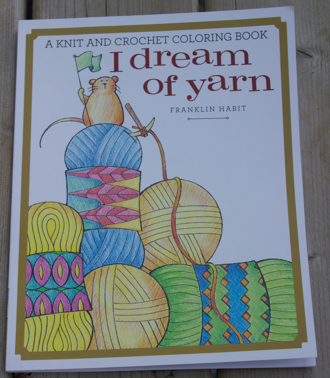 I Dream of Yarn by Franklin Habit