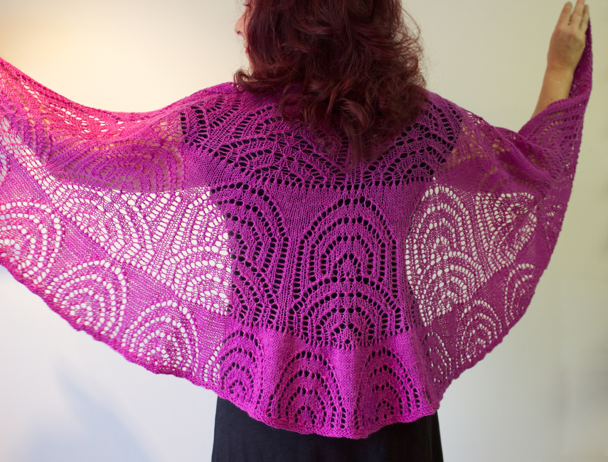Gavrinis by Natalie Servant (West Yorkshire Spinners Signature 4 Ply)