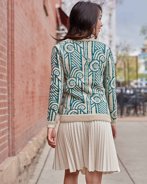 Savoy by Kyle Kunnecke in Urban Knit Collection