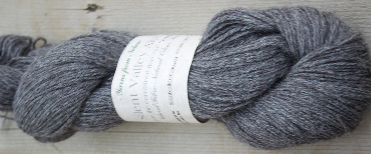 Silent Valley Alpaca Sock