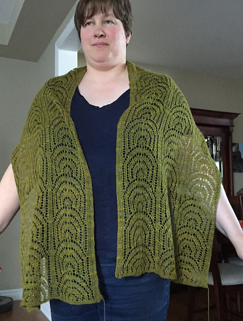 Rectangular Gavrinis - just off the blocking wires