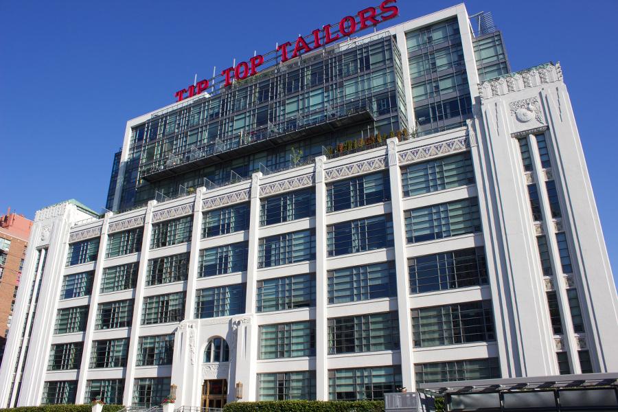 Tip Top Tailors lofts, Toronto