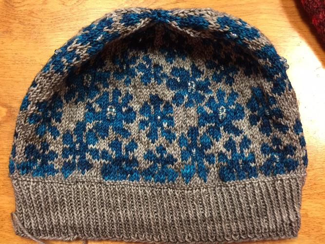 Michelle's Daisy Hat