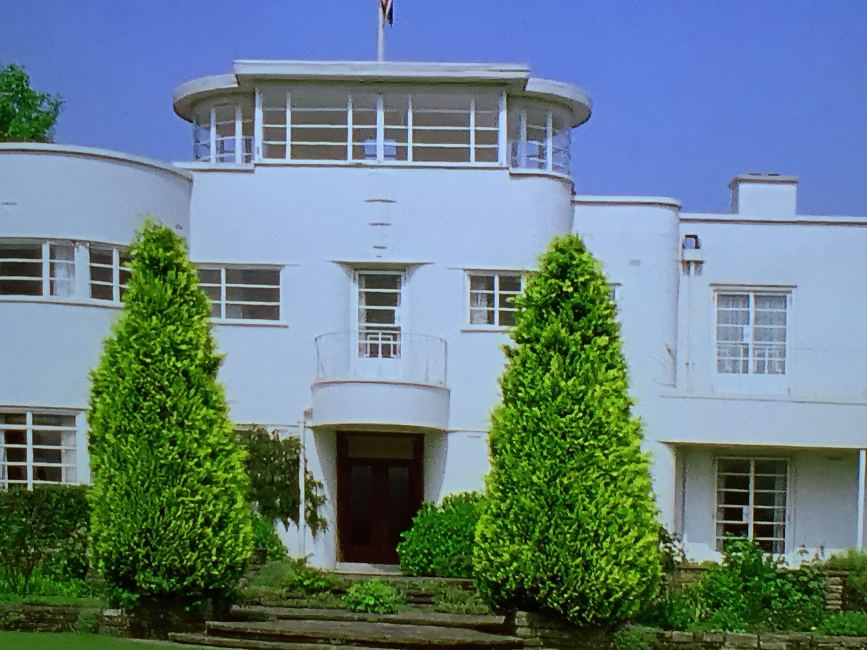 House from Poirot