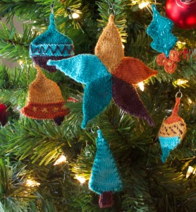 2017 Advent Ornament KALendar by Natalie Servant