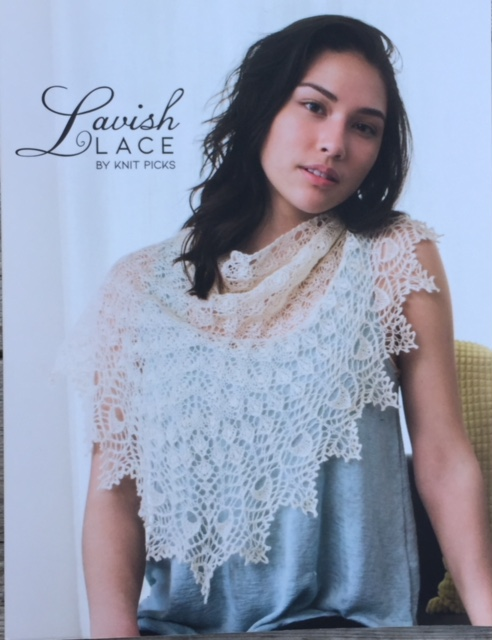 Lavish Lace from Knit Picks