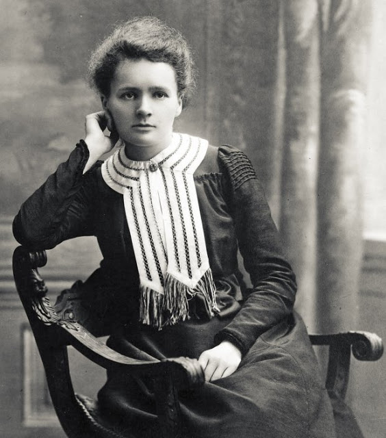 Marie Curie, 1903